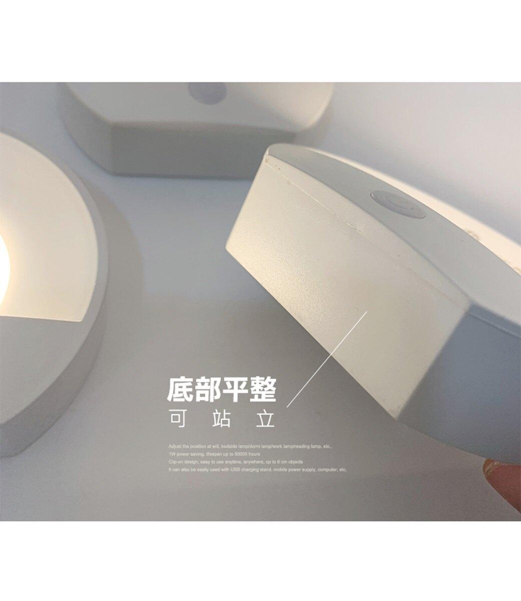 【JP嚴選】充電款_遙控LED小夜燈