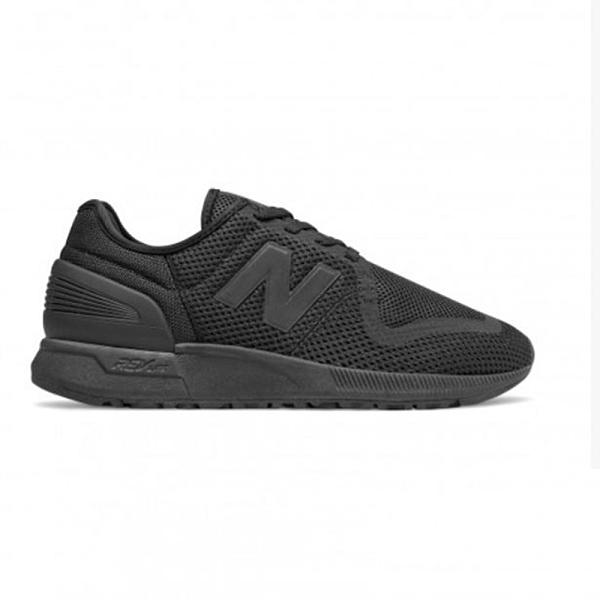 New Balance 男款黑色復古慢跑鞋-NO.MS247MD3
