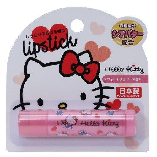 【乳木果油 日本護唇膏 】日本SANTAN護唇膏 Kitty 布丁狗 美樂蒂 三麗鷗