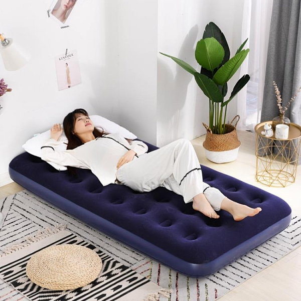 充氣床 氣墊床 充氣床墊雙人家用加大 單人折疊床墊加厚 簡易  芊墨左岸 上新