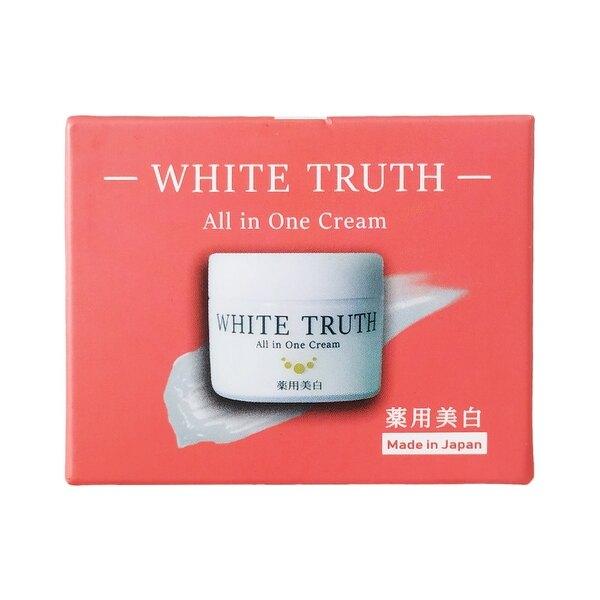 White Truth光感淨透美白凝凍(50g)【優.日常】