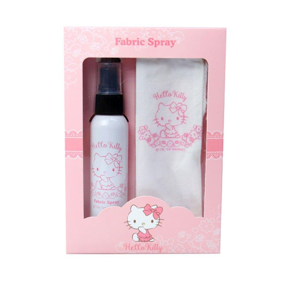 Hello Kitty衣物清新噴霧/勿接觸皮膚家具/沉澱為自然反應60ml