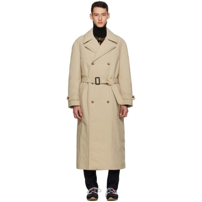 Moncler Genius 米色 1 Moncler JW Anderson 系列羽绒风衣