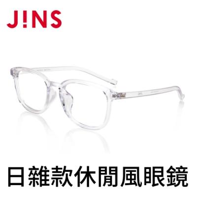 JINS 日雜款休閒風眼鏡(AURF20A015)