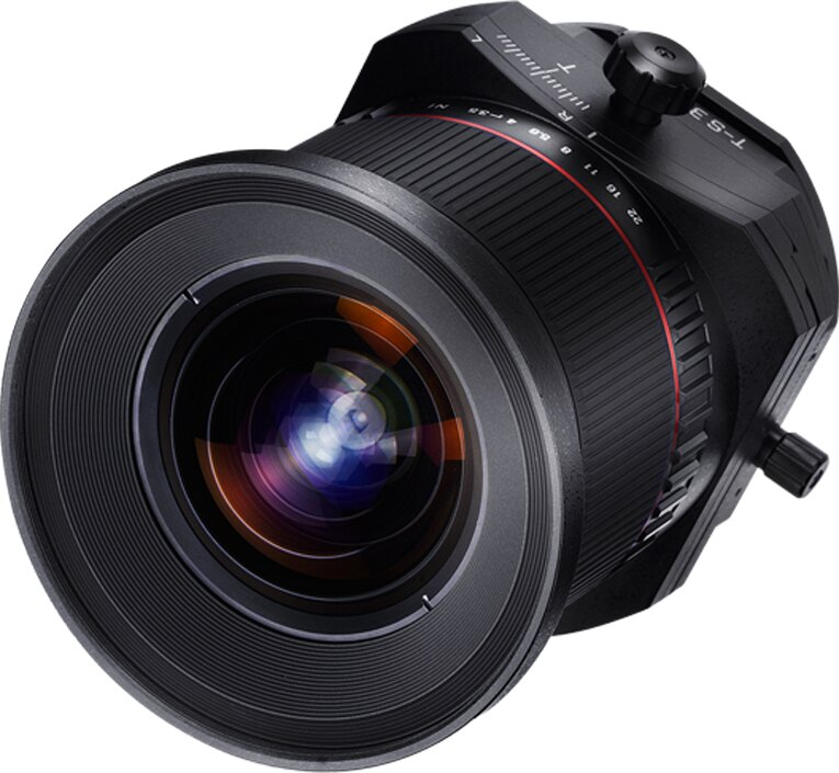 Samyang 24mm F3.5 TS lens for Canon EF(保固2個月)