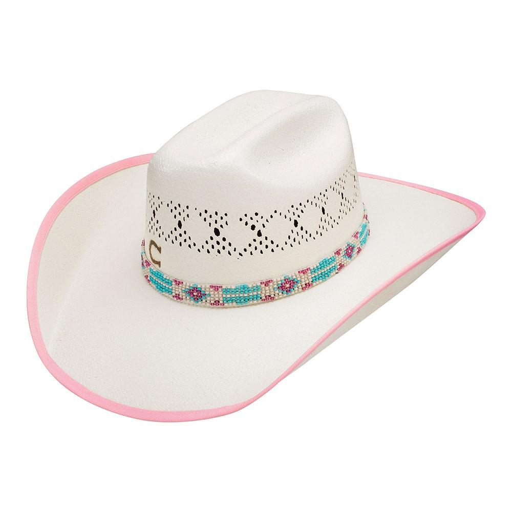Charlie 1 Horse Gracie Jr - Straw Cowboy Hat