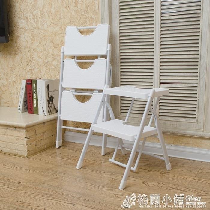 【快速出貨】家用梯子室內多功能家用梯子加厚承重穩二層三層三步梯塔台-99購物節 新年春節  送禮