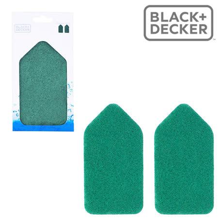 美國 BLACK+DECKER 刷洗好幫手 GOGO擦地/刷洗機 配件:頑污清潔布