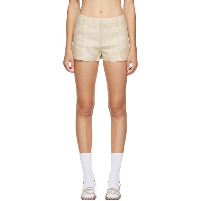 Jacquemus 驼色 Le Short 短裤