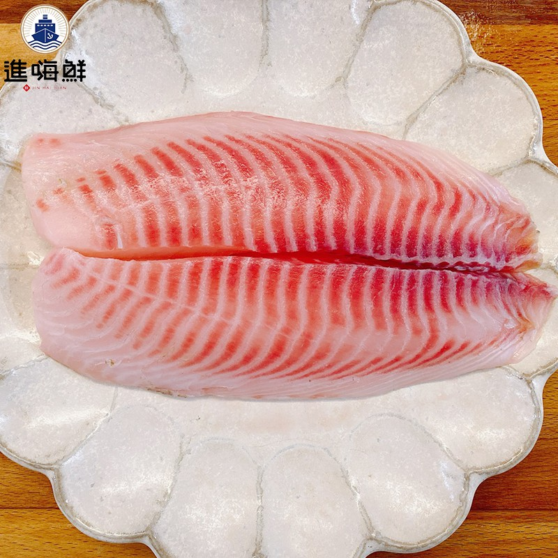 【進嗨鮮】台灣鯛魚片 250g/300g±10%(片)