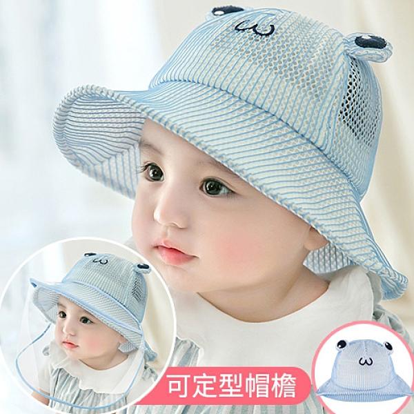 新生兒胎帽嬰兒帽子夏