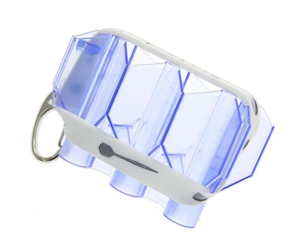 【L-style】KRYSTAL Flight Case ClearBlue 鏢翼盒 DARTS