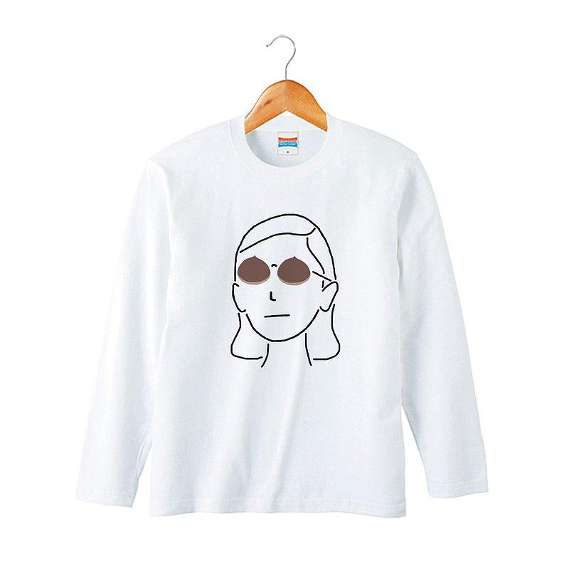 栗の人 長袖T恤