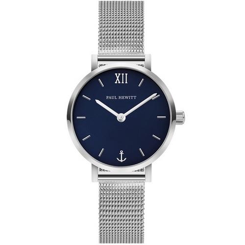 【PAUL HEWITT】德國工藝 Sailor Line 簡約風格腕錶 小款 PH-SA-S-XS-B-45S