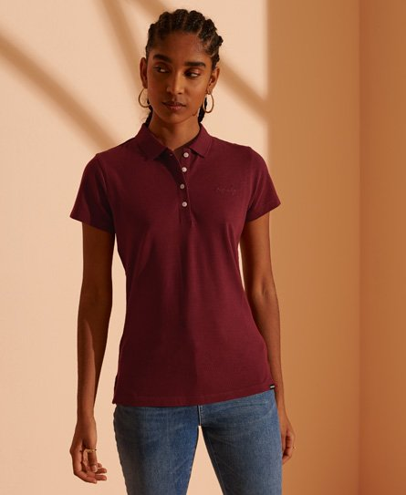 Superdry Scripted Polo Shirt
