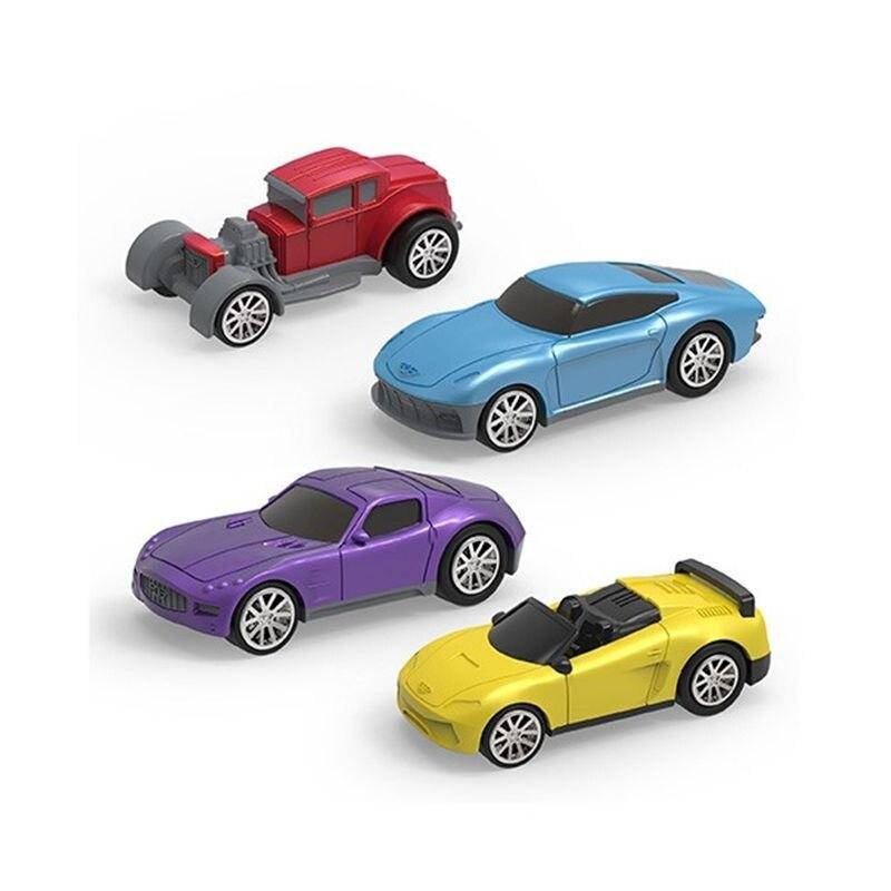 美國【B.Toys】Wonder Wheels系列-1125超級渦輪迴力車隊(WH1125Z)★衛立兒生活館★