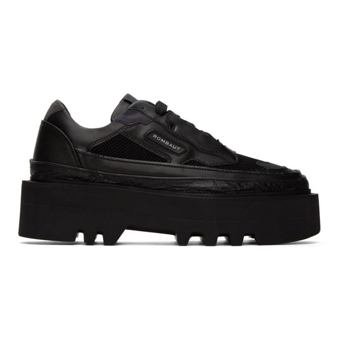 Rombaut 黑色 Protect Elevator 运动鞋
