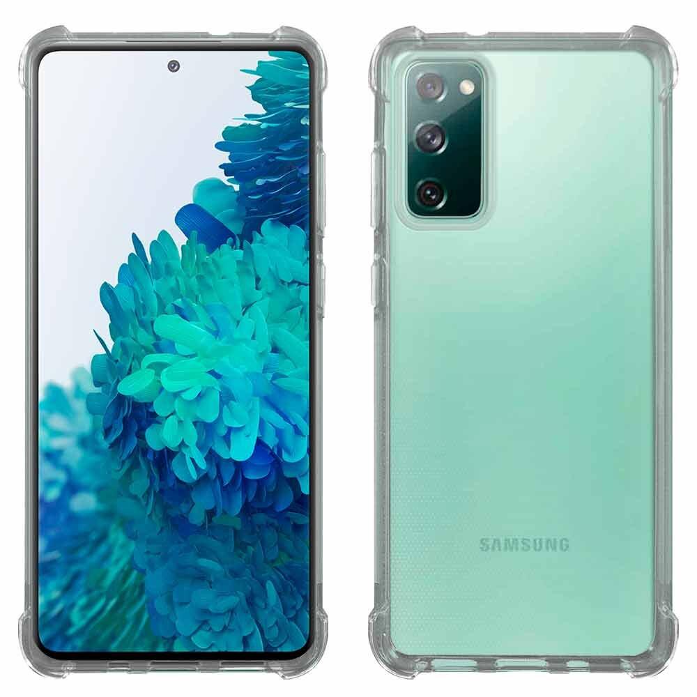 Metal-Slim Samsung Galaxy S20 FE 5G 強化軍規防摔抗震手機殼