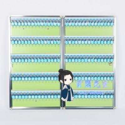 鑰匙箱 120位掛壁式鑰匙箱管理箱中介物業鑰匙櫃 汽車鑰匙收納鑰匙盒房產