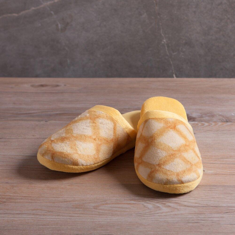 【限時結帳輸碼再折30】烤麵包拖鞋-生活工場