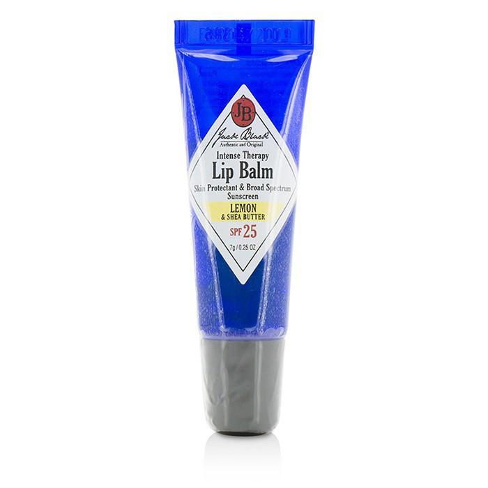 傑克布萊克 - 檸檬&乳木果油護唇膏SPF25 Intense Therapy Lip Balm SPF 25
