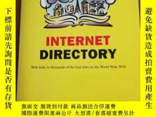二手書博民逛書店Que s罕見Official Internet DirectoryY12800 Dallas G. Rele