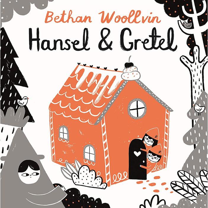 Hansel and Gretel 翻轉糖果屋 (平裝)