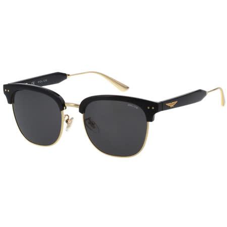 POLICE 太陽眼鏡 (黑色)SPL856K