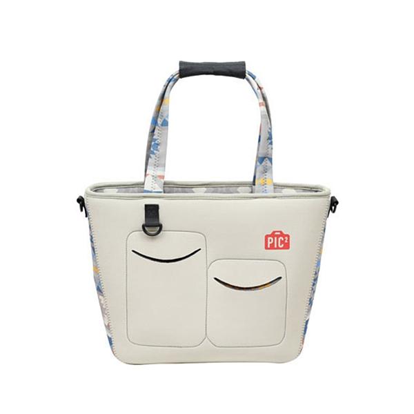日本CB Japan 野餐系列多功能保冷肩背托特包-共2款