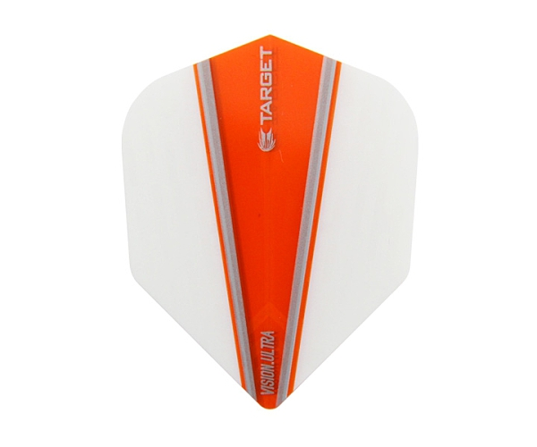 【TARGET】VISION ULTRA SHAPE WhiteWing Orange 331590 鏢翼 DARTS