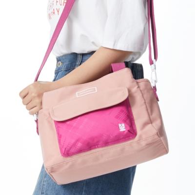 【金安德森】PLAY 2way托特包-粉色