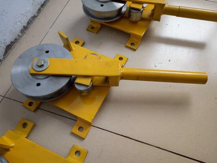 [快速出貨]彎管機彎管器手動型折彎機加厚鐵管鍍鋅管銅管鋁管方管圓管扁管不銹鋼管凱斯盾數位3C 交換禮物 送禮