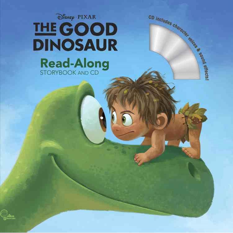 The Good Dinosaur (1平裝+1CD)【禮筑外文書店】(有聲書)[79折]