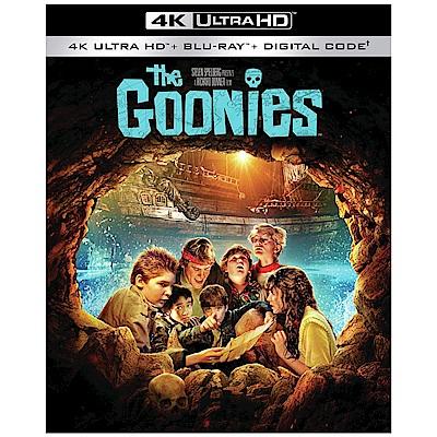 七寶奇謀 The Goonies  4K UHD + BD 雙碟限定版