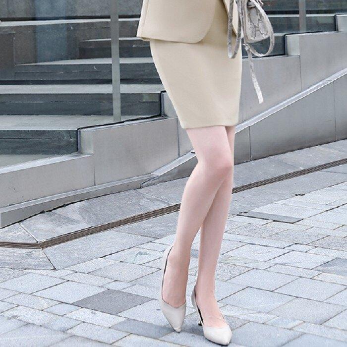 酒紅杏色粉色亮色穿搭上班窄裙短裙[20X307-PF]灰姑娘