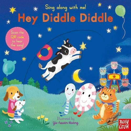 Sing Along with Me Hey Diddle Diddle/Yu-hsuan eslite誠品