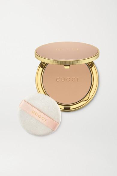 Gucci Beauty - 柔焦凝光粉饼(色号:mat Naturel 04) - 中性色 - one size