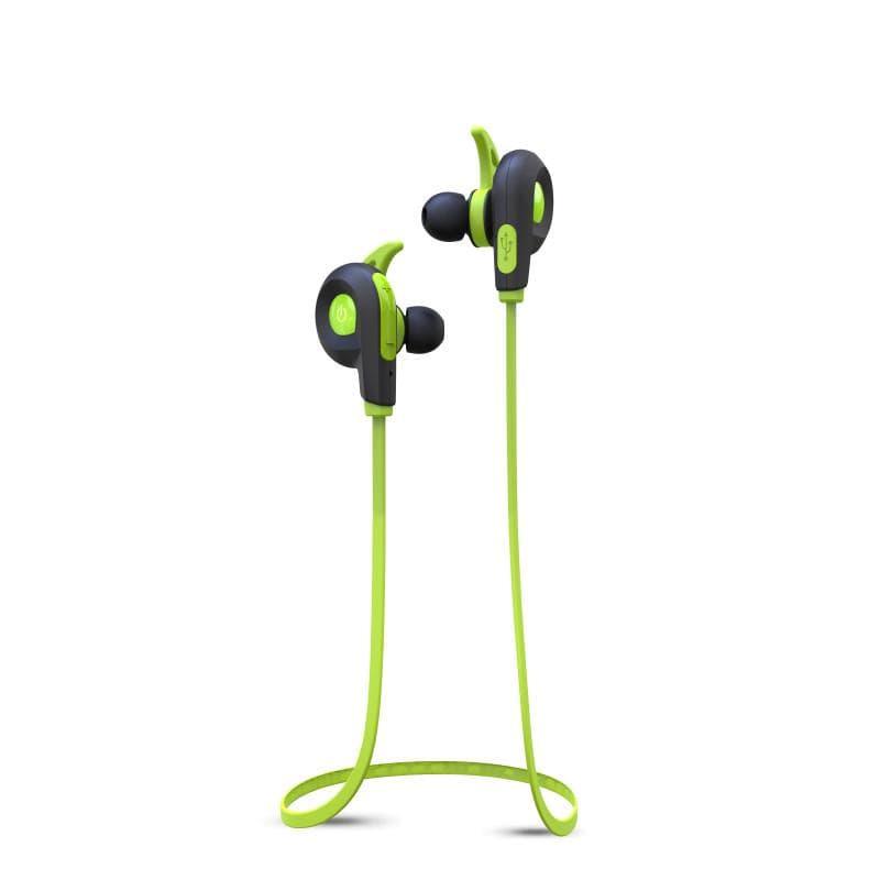 PUMP Lite 無線運動藍牙軍規防水耳機 - 蘋果綠 蘋果綠