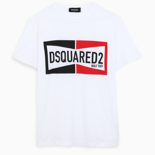 Dsquared2 White t-shirt with print