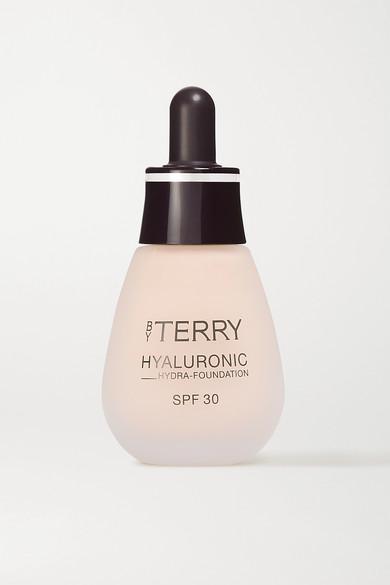BY TERRY - Spf30 透明质酸水润粉底液(色号:100n) - 中性色 - one size