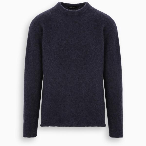 Roberto Collina Blue cashmere sweater
