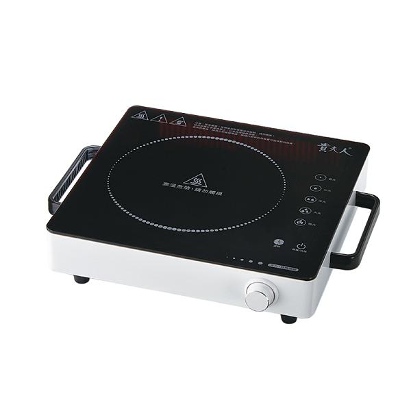 貴夫人微電腦觸控電陶爐 KY-102 可定時 黑晶觸控面板 七段火力電熱爐 派樂嚴選
