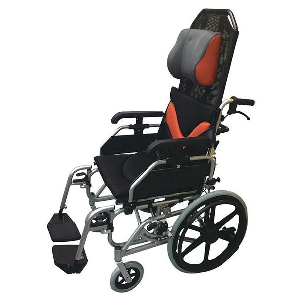 【海夫健康生活館】FZK 傾舒芙 頭靠 空中傾倒 移位 輪椅