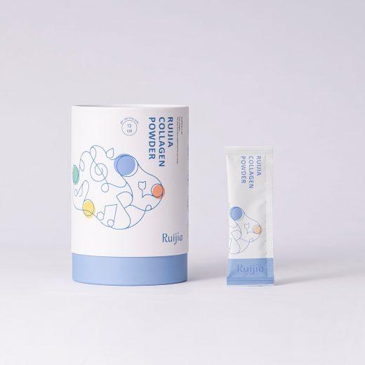 ※第二件八折※[Ruijia 露奇亞] 優質純淨膠原蛋白粉30日份(3.5g*30條)