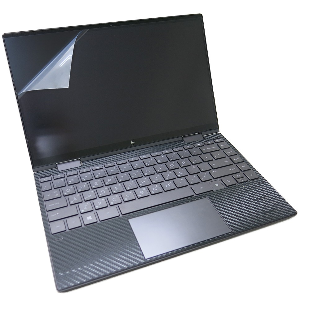 【Ezstick】HP Envy 13-ay 13-ay0102AU 靜電式筆電LCD液晶螢幕貼 (可選鏡面或霧面)