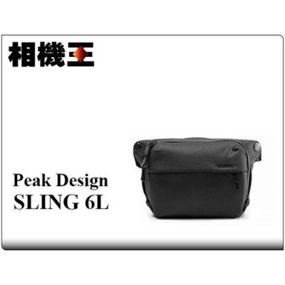 ☆相機王☆Peak Design Everyday Sling 6L V2 相機包 沉穩黑 (3)