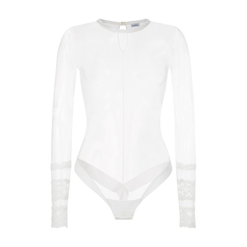 Long-sleeved Bodysuit