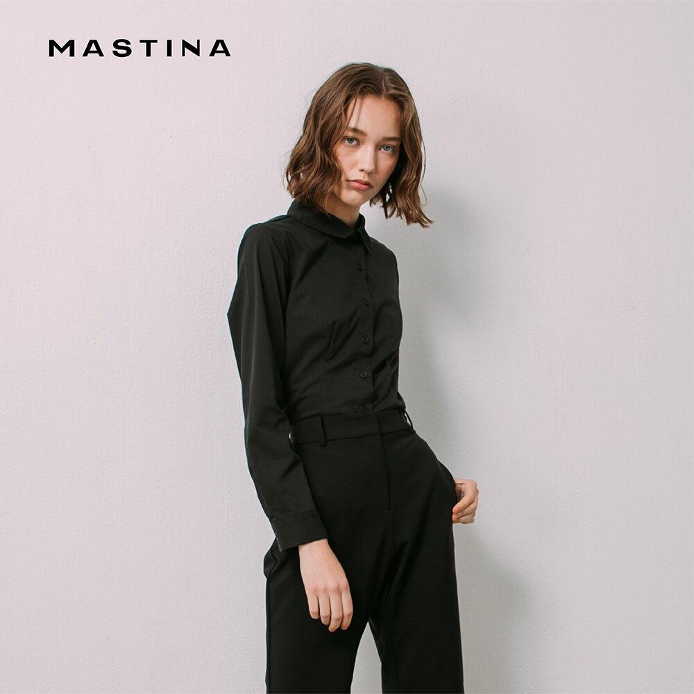 母親節全館$999免運 ▶【MASTINA】修身顯瘦百搭款-襯衫(二色/版型適中/魅力商品)
