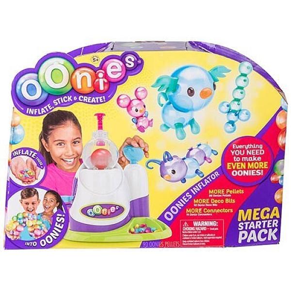 《 Oonies 》MO19910 神奇黏黏氣球球豪華組 / JOYBUS玩具百貨