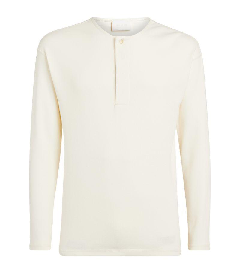 Fearofgodzegna Henley Shirt
